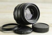 HELIOS 44-2  2/58 + adapter M42 Nikon Lens Best Russian Lens