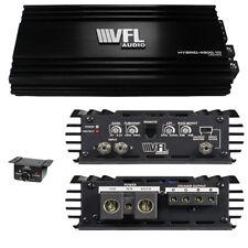 American Bass VFLHYBRID48001D VFL Audio Hybrid 4800 Watts D Class Amplifier