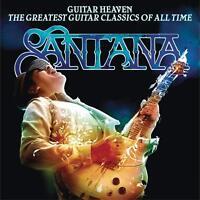 SANTANA - GUITAR HEAVEN CD ~ CHRIS CORNELL~DAUGHTRY~ROB THOMAS~JOE COCKER *NEW*