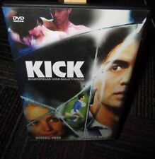 KICK - RUGBY PLAYERS OR BALLET DANCERS DVD MOVIE, GERMAN LANGUAGE REGION 2, PAL