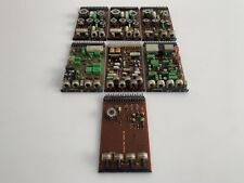 7x Telefunken Audio Boards for M10 / M15