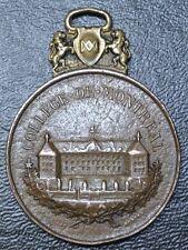 1767-1885 COLLEGE DE MONTREAL MEDALLION - Leroux 1220 - Nice