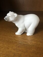 More details for ladro polar bear figurine - pre owned - no box