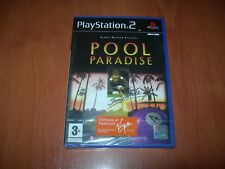 POOL PARADISE PS2 (PAL ESPAÑA PRECINTADO)