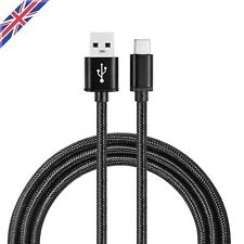 3m USB C Type C Fast Charging Cable Charger Data Sync Strong Nylon Braided