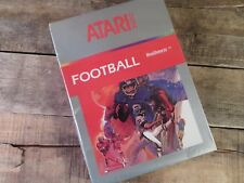RealSports Football (Atari 2600, 1982) NEW Sealed