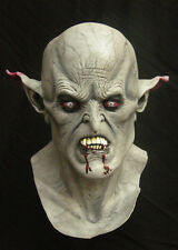 Grey Vampire Bloodsucker Halloween Mask Not Don Post Nosferatu