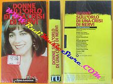 VHS film DONNE SULL'ORLO DI UNA CRISI DI NERVI sigillata Almodovar (F109) no dvd