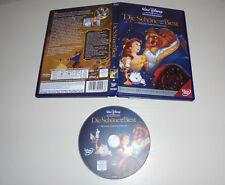 DVD Disney Meisterwerke Die Schöne und das Biest Special Limited Edition 178