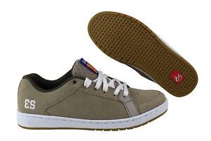 eS SAL tan Sneaker Skater Schuhe beige