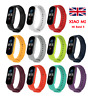 For Xiaomi Mi Band 5 Mi 5 Replacement Silicone Watch Band Strap UK Seller