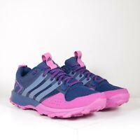 Adidas Kanadia TR7 B40584 Trail Running Shoes Purple Gray Black Womens Size 7