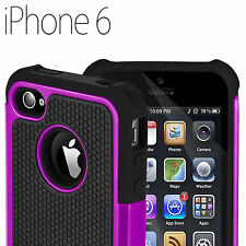 """NEW SHOCK PROOF DEFENDER CASE ARMOUR SERIES BACK COVER FOR APPLE iPHONE 6 4.7"""""""