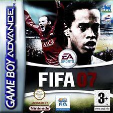 GameBoy Advance - FIFA 07 NUOVO! ANCORA SIGILLATO