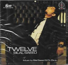 TWELVE - BILAL SAEED - BRAND NEW BHANGRA CD - FREE UK POST