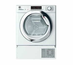 HOOVER BHTDH7A1TCE WiFi-enabled Integrated 7 kg Tumble Dryer - Currys