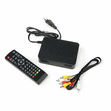 High Definition Digital Video Broadcasting Terrestrial Receiver DVB-T2Schwarz ~I