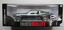 1:18 Greenlight 1968 Ford Mustang Steve McQueen BULLITT
