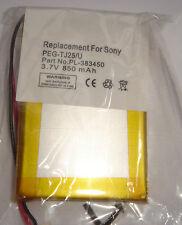 Batterie PL-383450 PEG-TJ25/U pour SONY Clie PEG-TJ25 PEG-TJ35  Battery ACCU