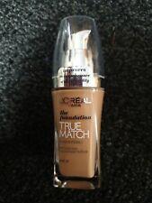 new loreal paris true foundation true match shade miel honey 30ml