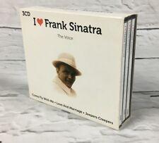 Frank Sinatra I Get A Kick Outa You - All Of Me - 3 CD BOX SET -- 60 Tracks 2009