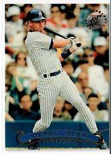 1996 Stadium Club #123 Derek Jeter - Yankees