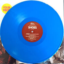 SHOES - PRIMAL VINYL - LTD ED OF 150 COBALT BLUE VINYL- POWERPOP LEGENDS!