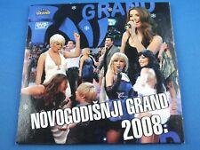 Novogodisnji Grand Hitovi 2 DVD 2008 Best Hit Lepa Brena Neda Vesna Saban Jelena