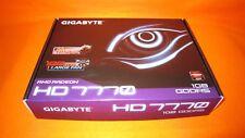Gigabyte AMD Radeon HD7770 1 Go PCI-Express GDRR 5 carte vidéo