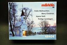 H0..Märklin--Weihnachtswagen 48404 in OVP // 3 J 267