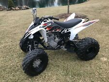 2010 Yamaha Raptor 250 YFM25RZ ATV