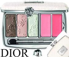 100% Autentico esclusiva RARO Couture di Dior giardino FRIZIONE bellezza tavolozza di viaggio 02