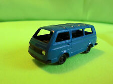 WEST GERMANY 1:87  -   VW BUS  - VINTAGE  -    RARE SELTEN IN GOOD CONDITION