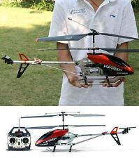 NEW HUGE 9053G Violation Helicopter Gyro Double Horse Radio RC Outdoor KIDS FUN