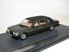 Matrix Scale Models, 1980 Peugeot 604 Heuliez Limousine, green, 1/43