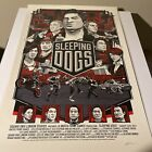 Tyler Stout Signed Sleeping Dogs Variant