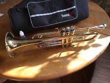 Trompete Kühnl & Hoyer Sella X 117 mit Marschgabeln und Mundstück