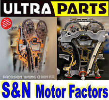 Timing Chain Kit - fits Peugeot 207, 308, 508, 3008, 5008 - 1.4i/1.6 16v TK125G