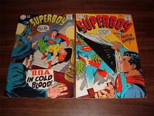 Superboy 151-258----lot of 25 comic books