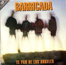 Barricada – El Pan De Los Angeles  CD Single Promo 1994 Cardboard Sleeve NUEVO