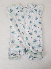 Schlümpfe Schlafanzug Gr.74 von H&M