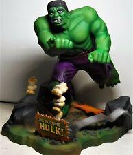Polar Lights  Hulk  DC COMICS Aurora Professionally AIR BRUSHED Built Up Model