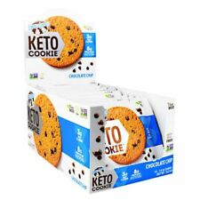 Keto Cookie Chocolate Chip 12 Each by LENNY & LARRY