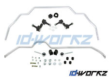 WHITELINE FRONT & REAR ANTI ROLL BAR PACKAGE FOR NISSAN SKYLINE R33 GTS & GTS-T