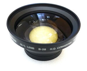 Olympus WCON-08 Wide Angle Lens Converter - 55mm - PERFECT