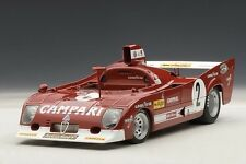 1:18 Autoart ALFA ROMEO 33 TT 12 1000km SPA WINNER 1975 NEW FREE SHIPPING