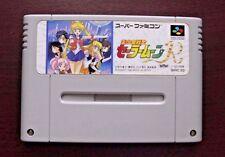 Super Famicom SFC Bishoujo Senshi Sailor Moon R Japan SNES game US Seller