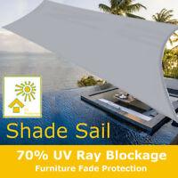 80g/M² Sonnenschirm Segel Tuch Shadecloth Außen Baldachin Markise Schutz Ein