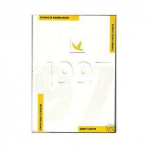 1997 Suiza Libro Oficial Correos Suiza Completo MF0547