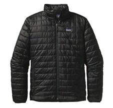 Patagonia Men's Nano Puff Jacket Black Large